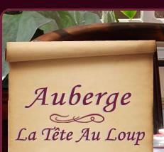 Auberge restaurant la t te au loup orne normandie 61 cuisine traditionne - Dormir la tete au sud ...